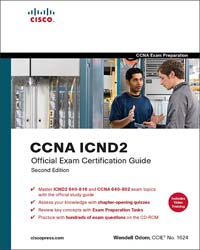 CCNA ICND2 Official Exam Certification Guide Second Edition